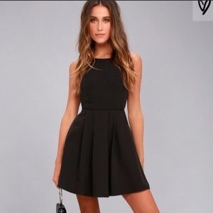 LULUS PARTY HOP DRESS